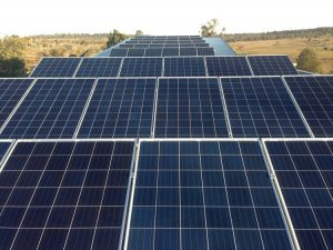 Off Grid Solar System Cooloola