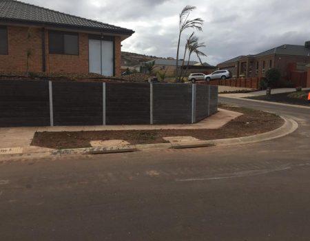 Ballarat Retaining Walls